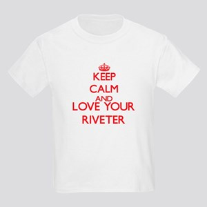 Keep Calm and love your Riveter T-Shirt