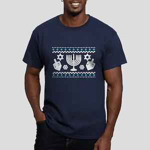 Funny Hanukkah Ugly Sweater T-Shirt
