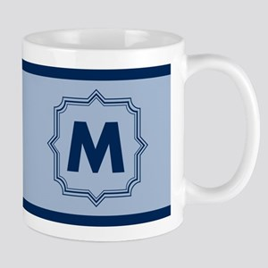 Phi Sigma Monogram 11 Oz Ceramic Mug Mugs