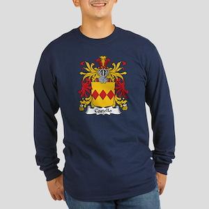 Costello Long Sleeve Dark T-Shirt