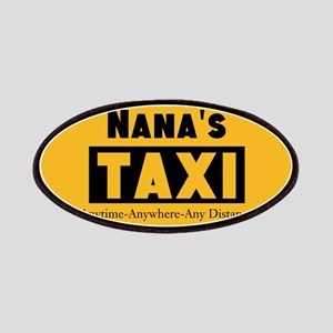 Nanas Going The Distance Taxi Patches