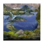 Shannon Falls Tile Coaster