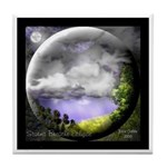 Storms Breath Eclipse Tile Coaster