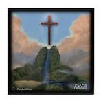Faith Falls Tile Coaster