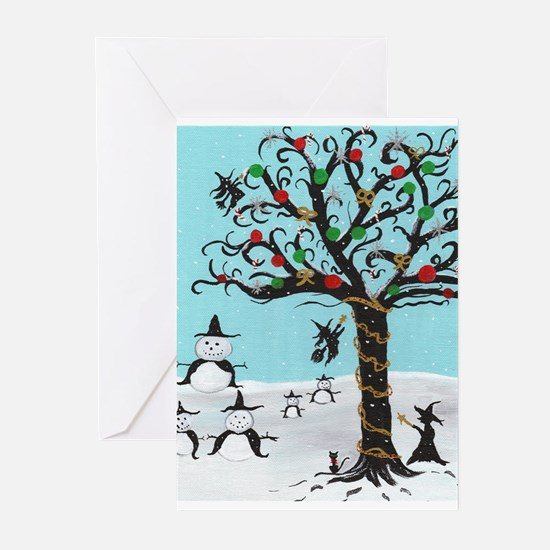 Unique Pagan Greeting Cards (Pk of 10)