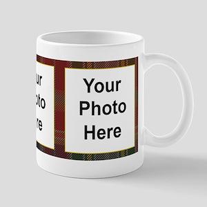 Hunter Tartan 3 Photo Mugs