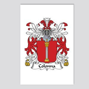 Colonna Postcards (Package of 8)