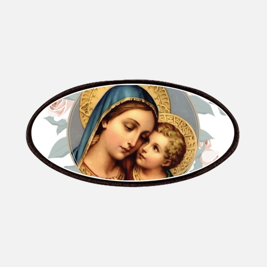 Our Lady of Good Remedy Patch