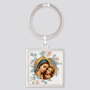 Our Lady of Good Remedy Keychains