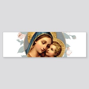 Our Lady of Good Remedy Bumper Sticker
