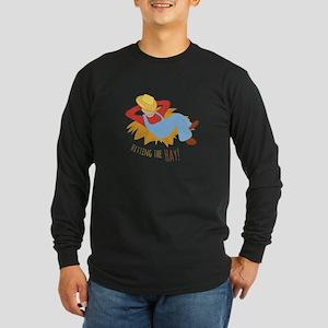 Hitting Hay Long Sleeve T-Shirt
