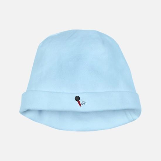 BornSinger baby hat