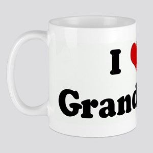 I Love Granddad Mug