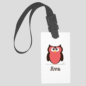 Ava Large Luggage Tag