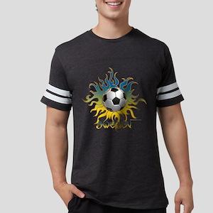 Soccer Tribal Sun T-Shirt