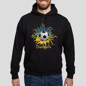 Soccer Tribal Sun Sweatshirt