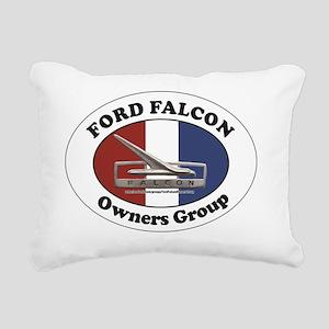 FFOG Rectangular Canvas Pillow