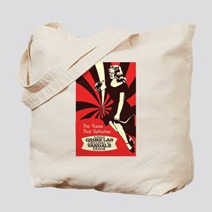 The Pause that refreshes Tote Bag