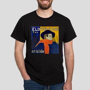 Eldorado art by Toulouse-Lautrec T-Shirt