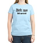 Lick Me Women's Light T-Shirt