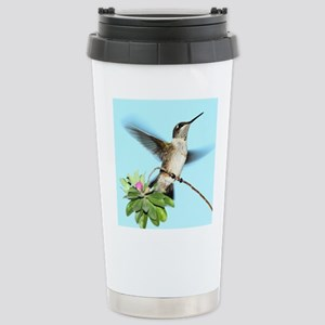 Hummingbird Stainless Steel Travel Mug