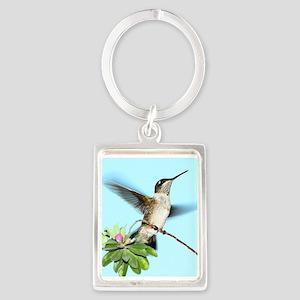 Hummingbird Keychains