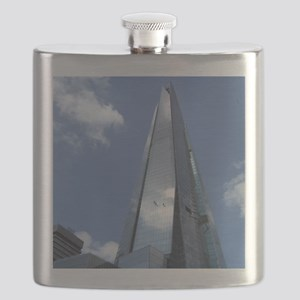 The Shard London skyscraper Flask