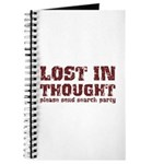 Lost in Thought Journal