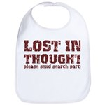 Lost in Thought Bib