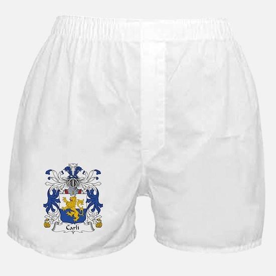 Carli Boxer Shorts