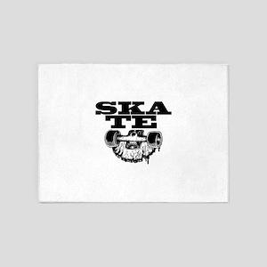 Skate 5'x7'Area Rug