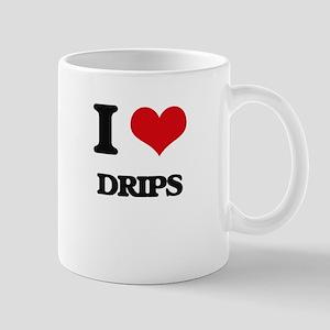 I Love Drips Mugs