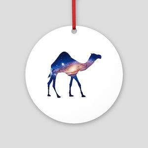 CAMEL Round Ornament