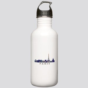 Mosaic Skyline of Pari Stainless Water Bottle 1.0L