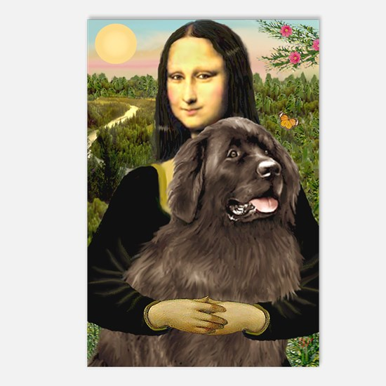 Mona's Newfoundland (B2) Postcards (Package of 8)
