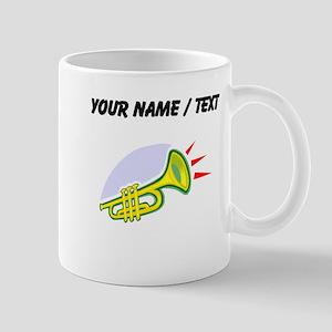 Custom Trumpet Mugs