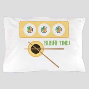 Sushi Time! Pillow Case