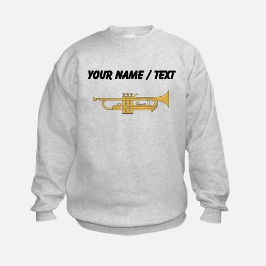 Custom Trumpet Sweatshirt