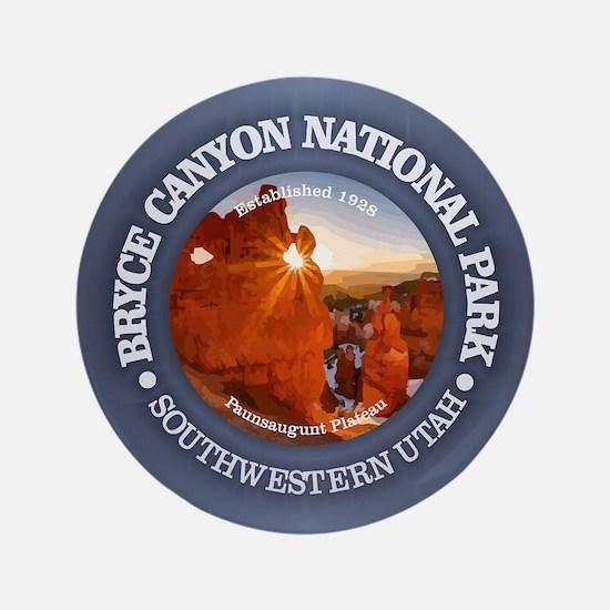 "Bryce Canyon NP 3.5"" Button"