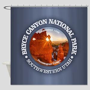 Bryce Canyon NP Shower Curtain
