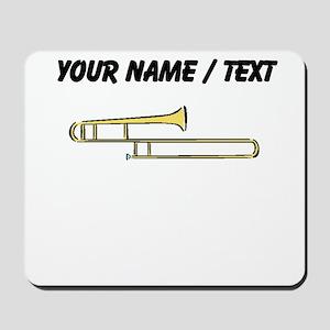 Custom Trombone Mousepad