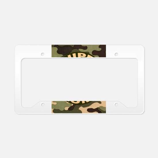 OATH KEEPERS License Plate Holder