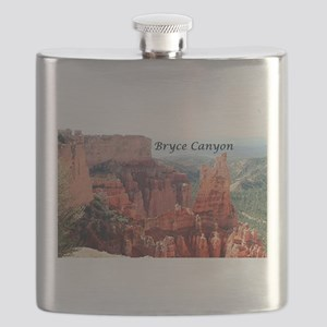 Bryce Canyon, Utah, USA 5 (caption) Flask