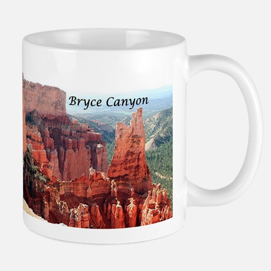 Bryce Canyon, Utah, USA 5 (caption) Mugs