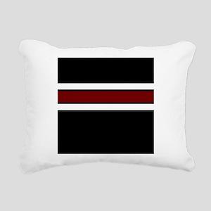 Maroon...Team Colors 2 Rectangular Canvas Pillow
