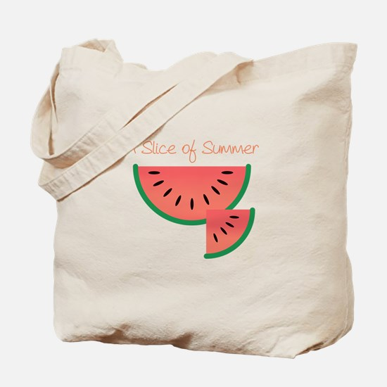 A Slice Of Summer Tote Bag