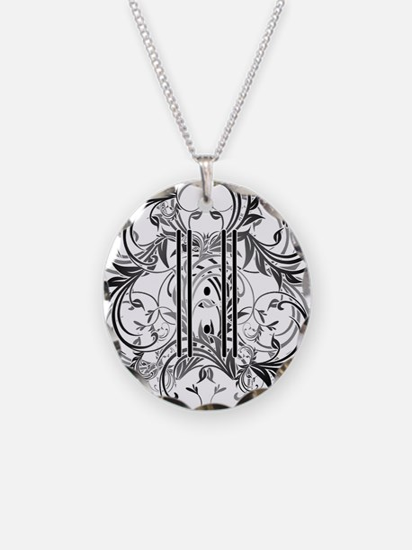 Ladies 11:11 Floral Necklace