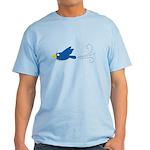 Twin A Flying Bird Light T-Shirt