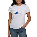 Twin A Flying Bird Women's T-Shirt