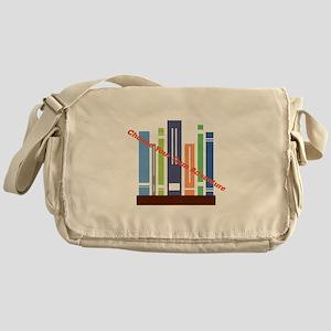 Choose Adventure Messenger Bag